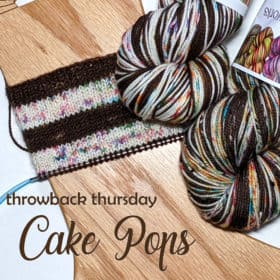 TBT - Cake Pops!