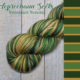 TBT - Leprechaun Socks Self-Striping (3)
