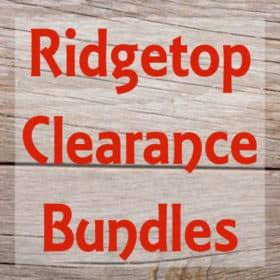 Ridgetop Non-Superwash - Clearance Bundles