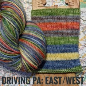 Driving PA: East/West Self-Striping (5)